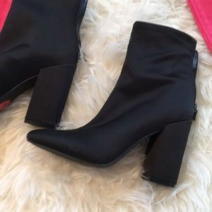 Jessica Simpson Shoes - Jessica Simpson Black Boots never worn 6